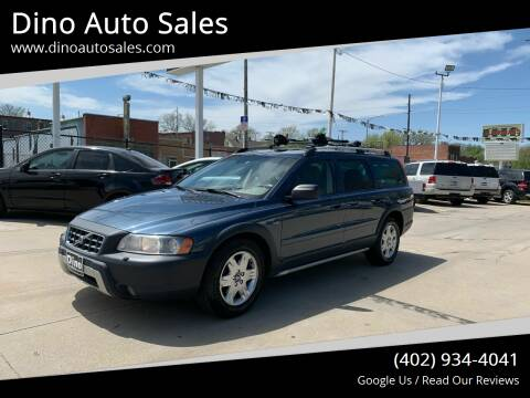 2006 Volvo XC70 for sale at Dino Auto Sales in Omaha NE