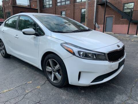 2018 Kia Forte for sale at 540 AUTO SALES in Chicago IL