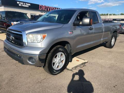 2013 Toyota Tundra for sale at DriveSmart Auto Sales in West Chester OH