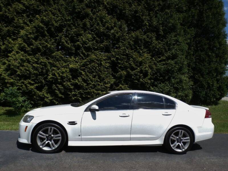 2009 Pontiac G8 for sale at CARS II in Brookfield OH