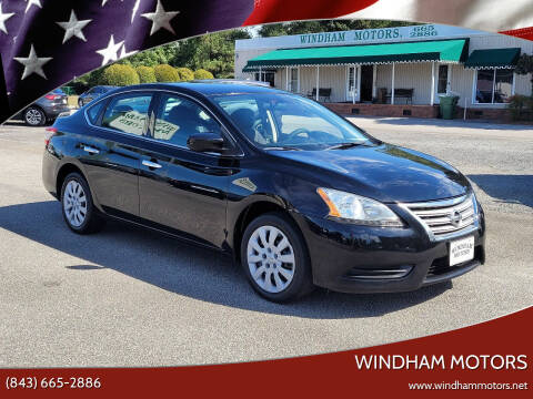 2014 Nissan Sentra for sale at Windham Motors in Florence SC