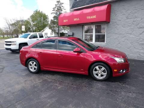 2011 Chevrolet Cruze for sale at Economy Motors in Muncie IN