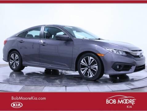 2017 Honda Civic for sale at Bob Moore Kia in Oklahoma City OK