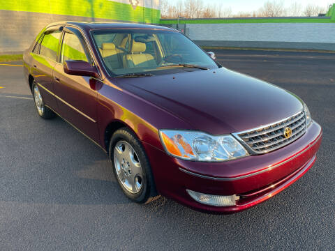 2004 Toyota Avalon for sale at South Shore Auto Mall in Whitman MA