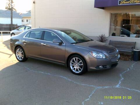 2011 Chevrolet Malibu for sale at Fred Elias Auto Sales in Center Line MI