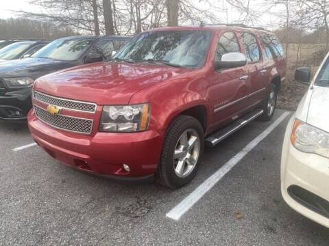 2013 Chevrolet Suburban for sale at FRED FREDERICK CHRYSLER, DODGE, JEEP, RAM, EASTON in Easton MD