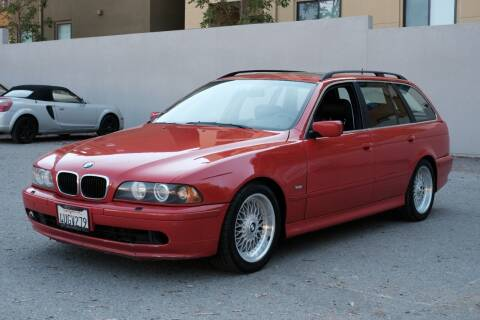 2001 BMW 5 Series for sale at Sports Plus Motor Group LLC in Sunnyvale CA