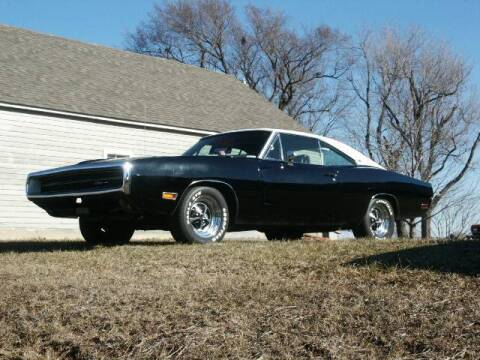 1970 Dodge Charger for sale at Haggle Me Classics in Hobart IN