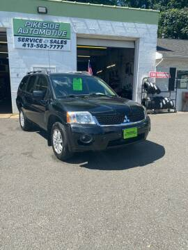 2011 Mitsubishi Endeavor for sale at Pikeside Automotive in Westfield MA