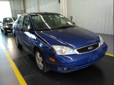 2005 Ford Focus for sale at HW Used Car Sales LTD in Chicago IL