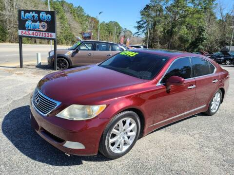 2007 Lexus LS 460 for sale at Let's Go Auto in Florence SC
