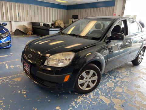2008 Kia Rio for sale at JerseyMotorsInc.com in Teterboro NJ