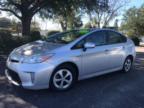 2015 Toyota Prius for sale at Seaport Auto Sales in Wilmington NC