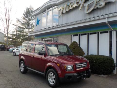 2007 Honda Element for sale at Nicky D's in Easthampton MA