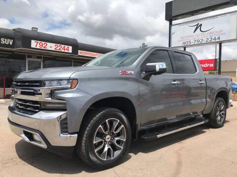 2020 Chevrolet Silverado 1500 for sale at NORRIS AUTO SALES in Oklahoma City OK