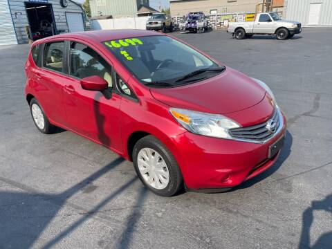2015 Nissan Versa Note for sale at 3 BOYS CLASSIC TOWING and Auto Sales in Grants Pass OR