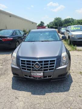 2012 Cadillac CTS for sale at Chicago Auto Exchange in South Chicago Heights IL