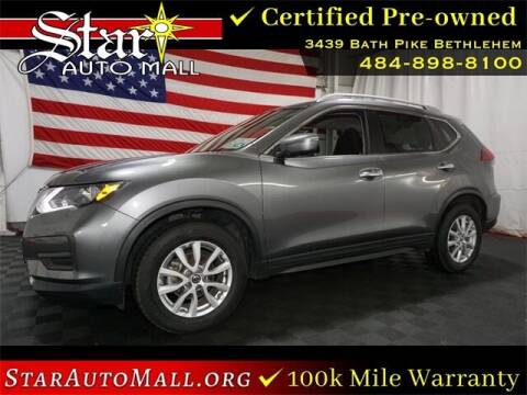 2020 Nissan Rogue for sale at STAR AUTO MALL 512 in Bethlehem PA
