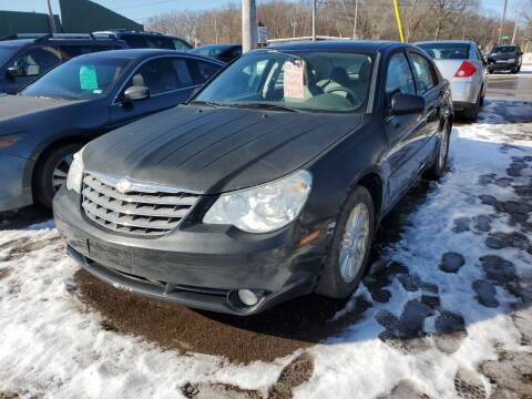2008 Chrysler Sebring for sale at ASAP AUTO SALES in Muskegon MI