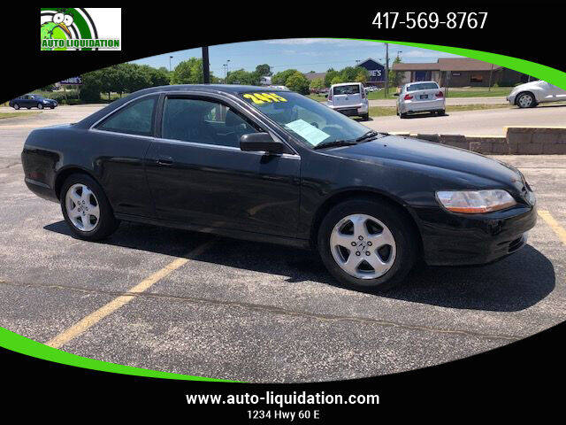 1998 Honda Accord for sale at Auto Liquidation in Republic MO