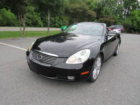 2004 Lexus SC 430 for sale at Pristine Auto Sales in Monroe NC
