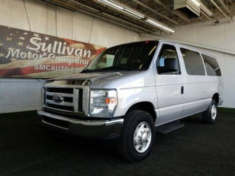 2013 Ford E-Series Wagon for sale at SULLIVAN MOTOR COMPANY INC. in Mesa AZ