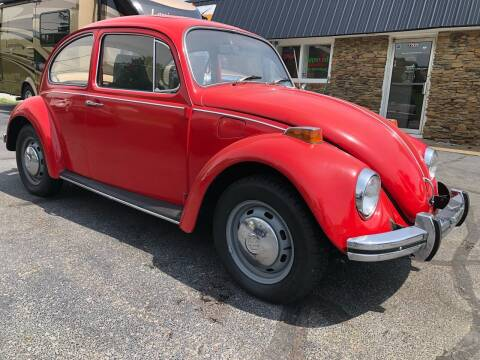 1970 Volkswagen Beetle for sale at Approved Motors in Dillonvale OH
