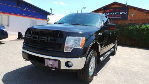 2012 Ford F-150 for sale at Auto Click in Tucson AZ