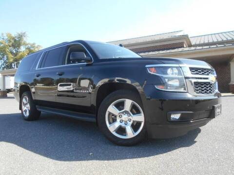 2016 Chevrolet Suburban for sale at Nye Motor Company in Manheim PA