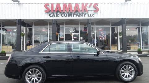 2014 Chrysler 300 for sale at Siamak's Car Company llc in Salem OR
