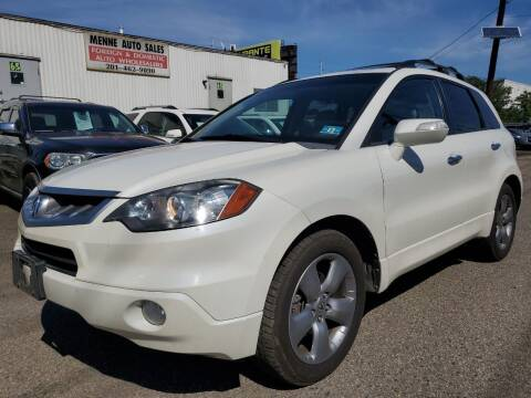 2007 Acura RDX for sale at MENNE AUTO SALES LLC in Hasbrouck Heights NJ