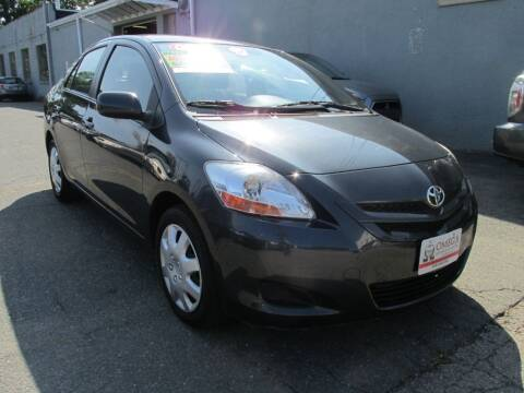 2008 Toyota Yaris for sale at Omega Auto & Truck CTR INC in Salem MA