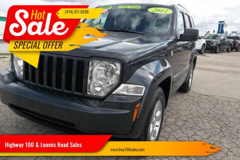 2011 Jeep Liberty for sale at Highway 100 & Loomis Road Sales in Franklin WI