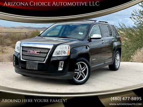 2011 GMC Terrain for sale at Arizona Choice Automotive LLC in Mesa AZ