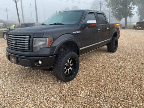 2010 Ford F-150 for sale at Community Auto Specialist in Gonzales LA