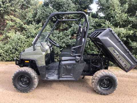 2014 Polaris Ranger 800 for sale at J & S Auto Sales in Thompson ND