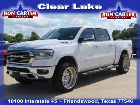 2020 RAM Ram Pickup 1500 for sale at Ron Carter  Clear Lake Used Cars in Houston TX