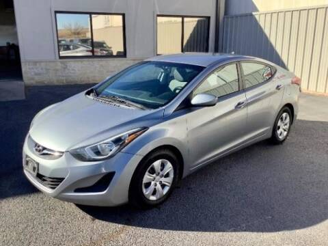 2016 Hyundai Elantra for sale at Chaparral Motors in Lubbock TX