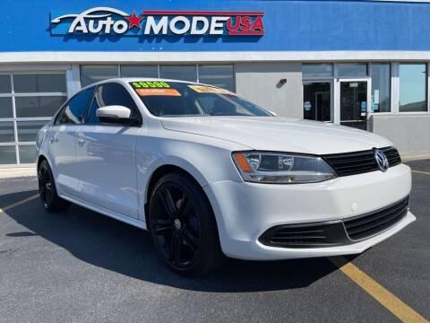 2014 Volkswagen Jetta for sale at AUTO MODE USA-Monee in Monee IL