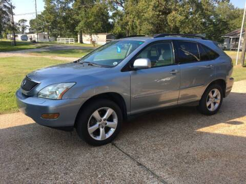 2004 Lexus RX 330 for sale at BROWNSFIELD AUTO SALES in Baton Rouge LA