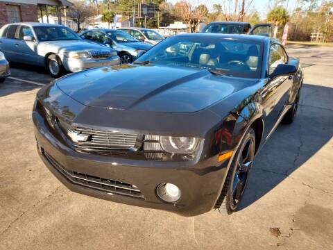 2012 Chevrolet Camaro for sale at Audler Auto Sales in Slidell LA