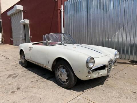 1962 Alfa Romeo Giulietta for sale at Gullwing Motor Cars Inc in Astoria NY