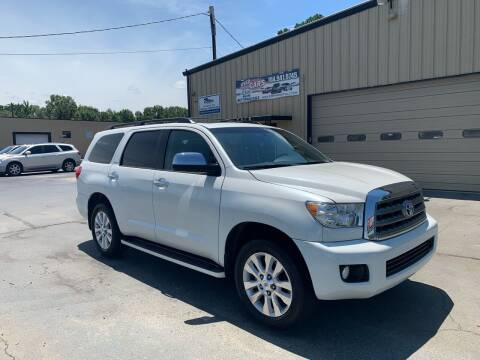 2015 Toyota Sequoia for sale at EMH Imports LLC in Monroe NC