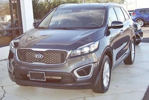 2018 Kia Sorento for sale at Avi Auto Sales Inc in Magnolia NJ