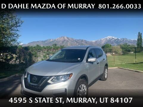 2019 Nissan Rogue for sale at D DAHLE MAZDA OF MURRAY in Salt Lake City UT