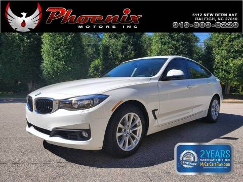 2015 BMW 3 Series for sale at Phoenix Motors Inc in Raleigh NC