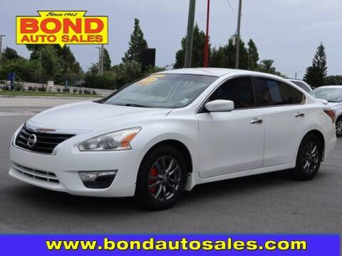 2015 Nissan Altima for sale at Bond Auto Sales in St Petersburg FL