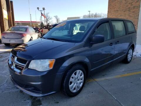 2016 Dodge Grand Caravan for sale at Madison Motor Sales in Madison Heights MI