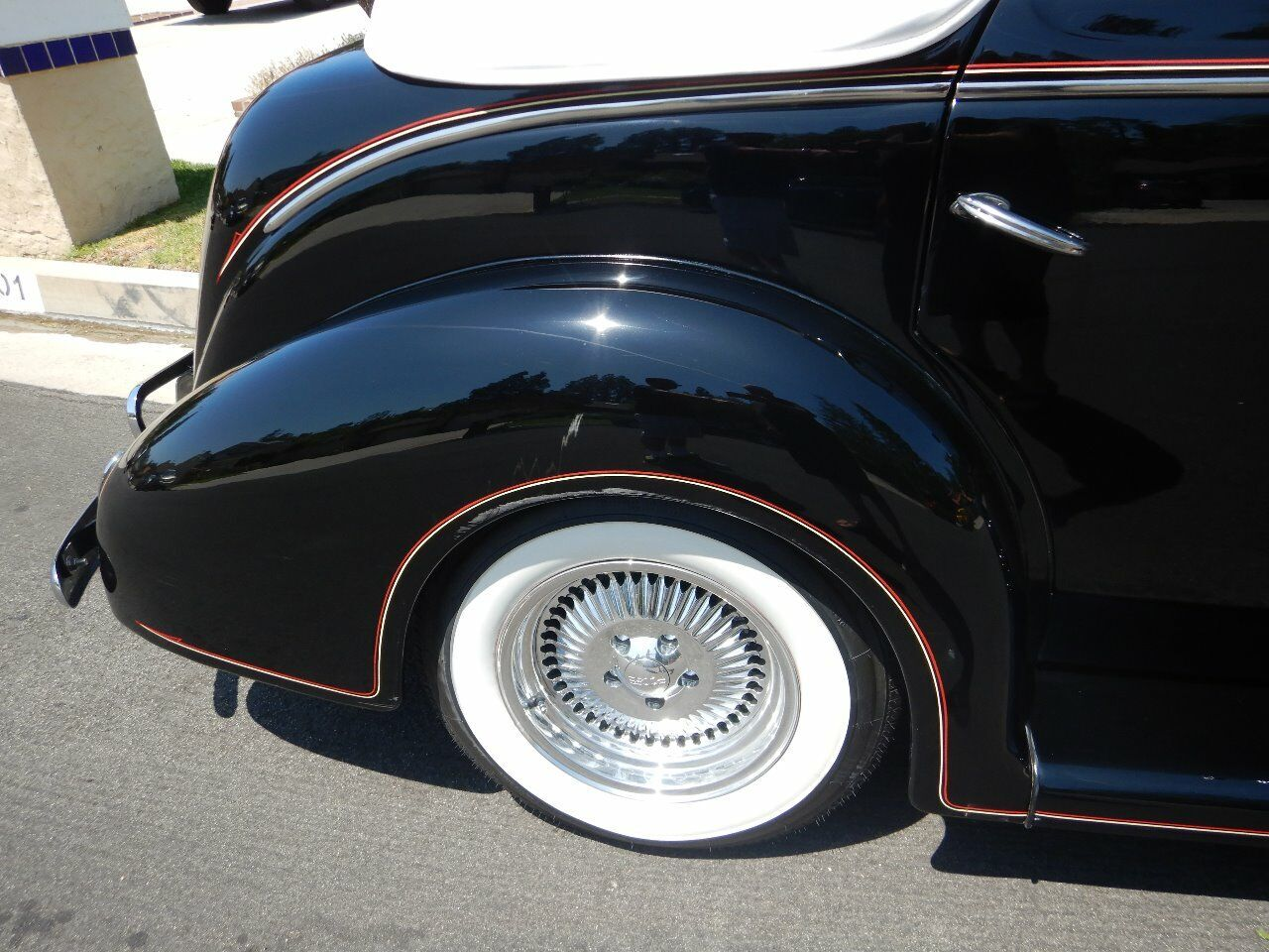1938 Ford Cabriolet 40