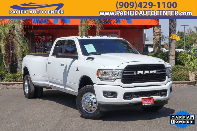 2019 RAM Ram Pickup 3500 for sale in Fontana, CA